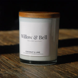 Coconut and Lime Soy Candle