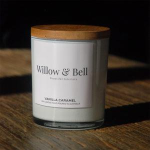 Vanilla Caramel Soy Candle