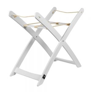 Moses Basket Stand Kd - White