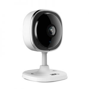 Wireless IP Camera CCTV Security System Baby Monitor White