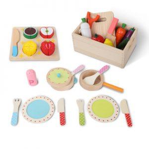 Kids Food Play Set