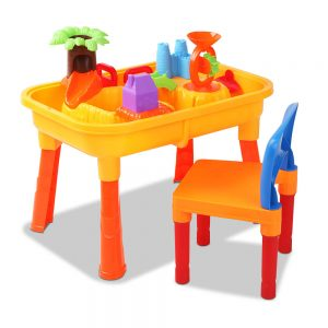 Kids play and sand set