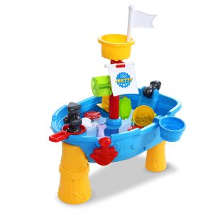 Kids Outdoor Pirate Ship Sandpit