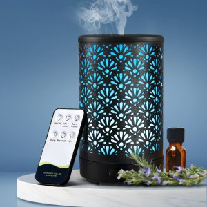 LED Ultrasonic Aroma Diffuser